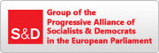 S&D - Group of the Progressive Alliance of Socialists & Democrats in the European Parliament